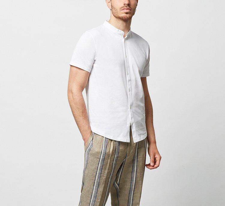 Camicia maniche corte