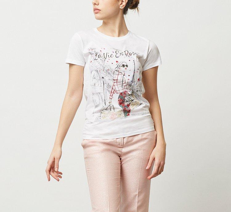 Multicoloured T-shirt