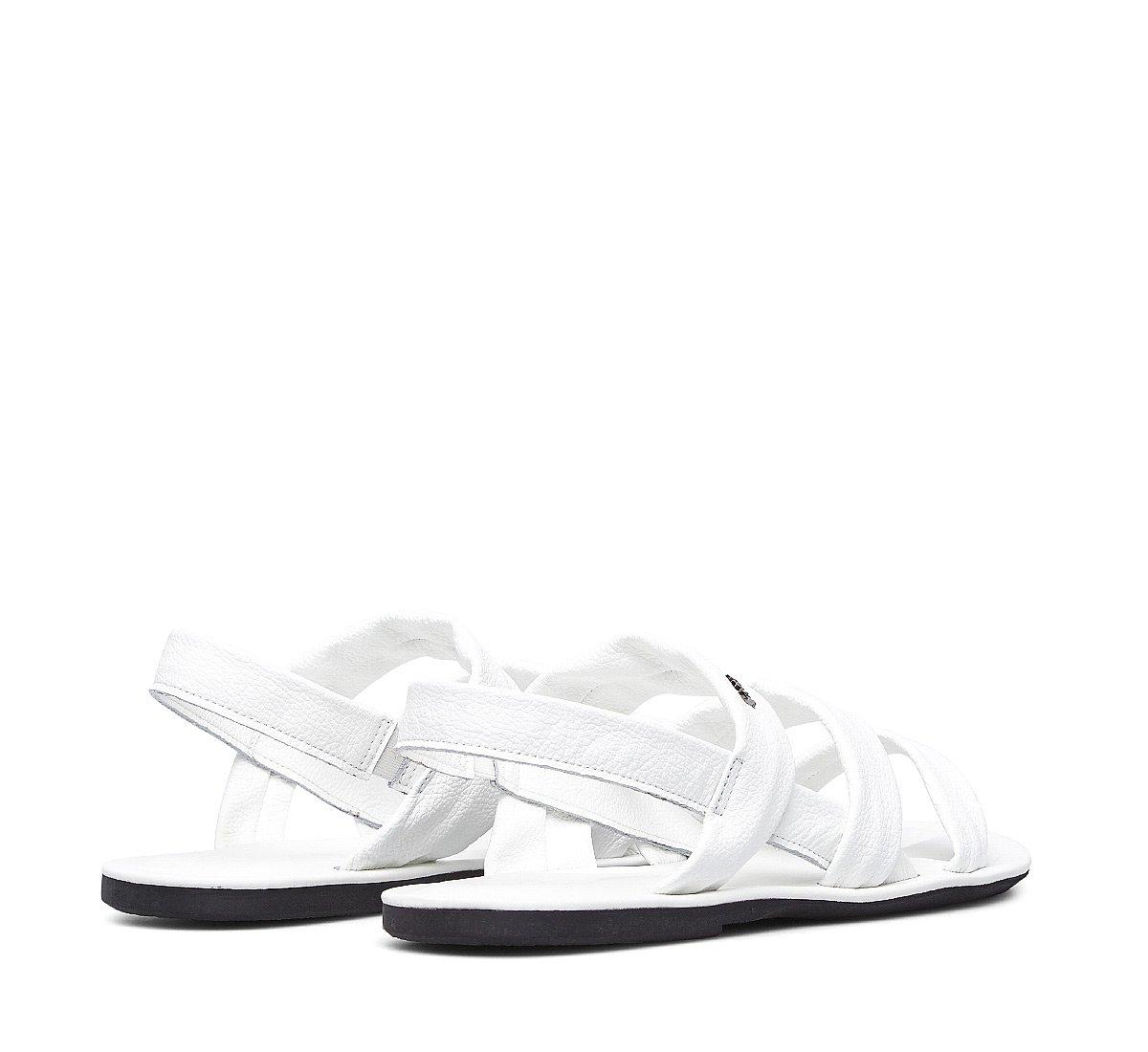 Soft nappa leather sandal