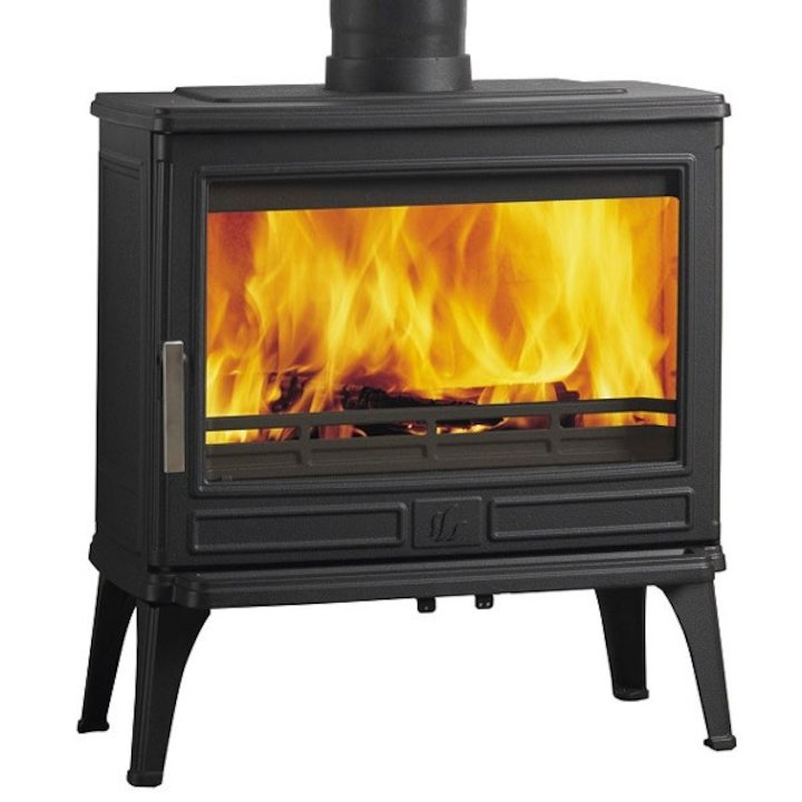 ACR Larchdale Wood Stove - Black
