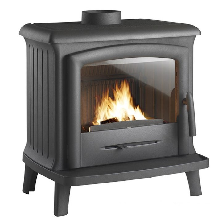 Invicta Norik Wood Stove - Anthracite