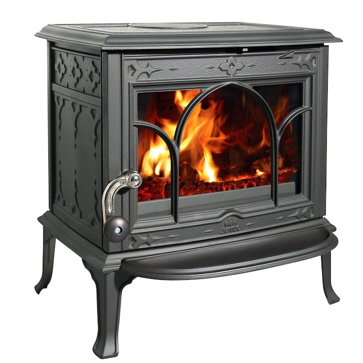Jotul F100 Wood Stove - Black
