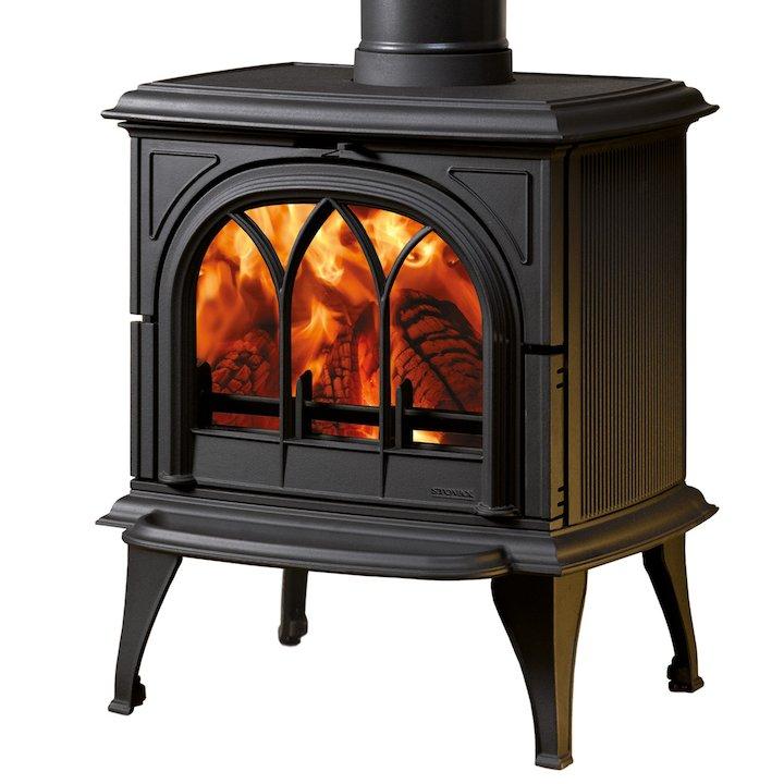 Stovax Huntingdon 35 Wood Stove - Black