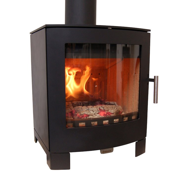 Aduro 16 Wood Stove - Black