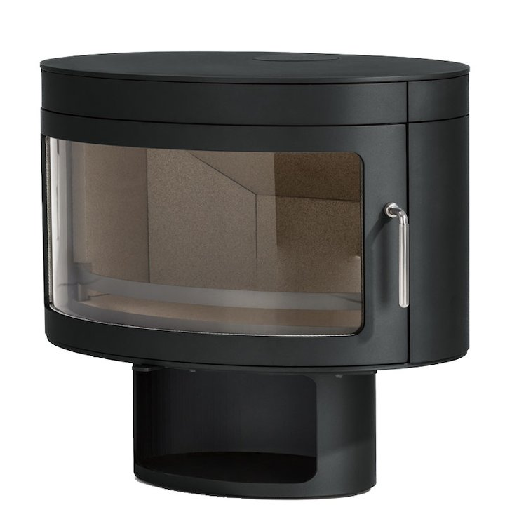 Future Fires FX1 Wood Stove - Charcoal