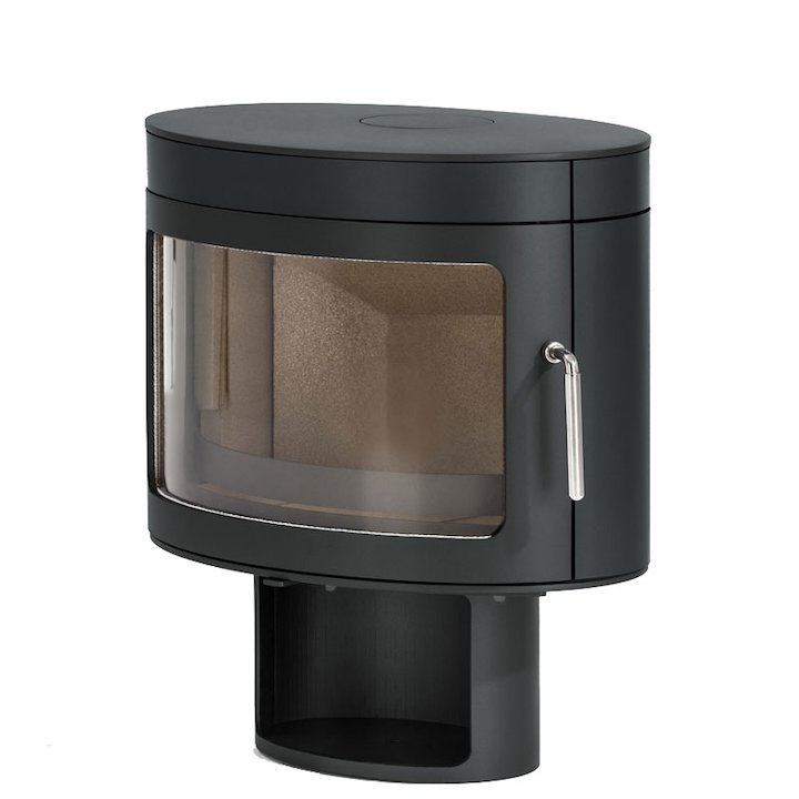 Future Fires FX2 Wood Stove - Charcoal