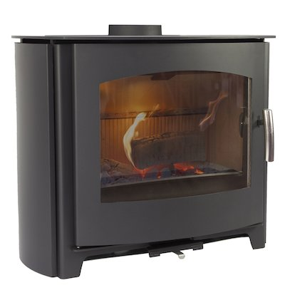 Mendip Churchill 10 Wood Stove