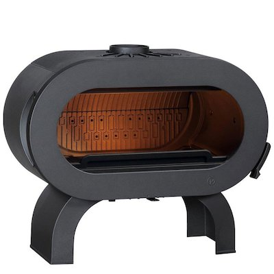 Invicta Fifty Logstore Wood Stove