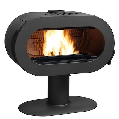 Invicta Fifty Pedestal Wood Stove