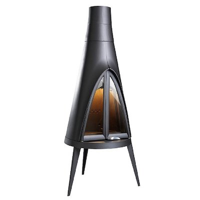 Invicta Pow-Wow Wood Stove