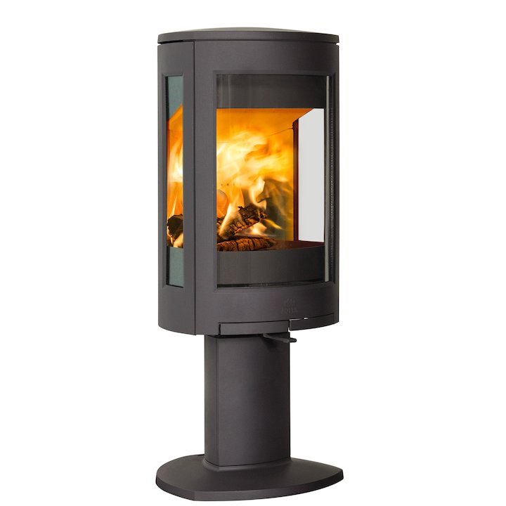 Jotul F373 Advanced Wood Stove - Black