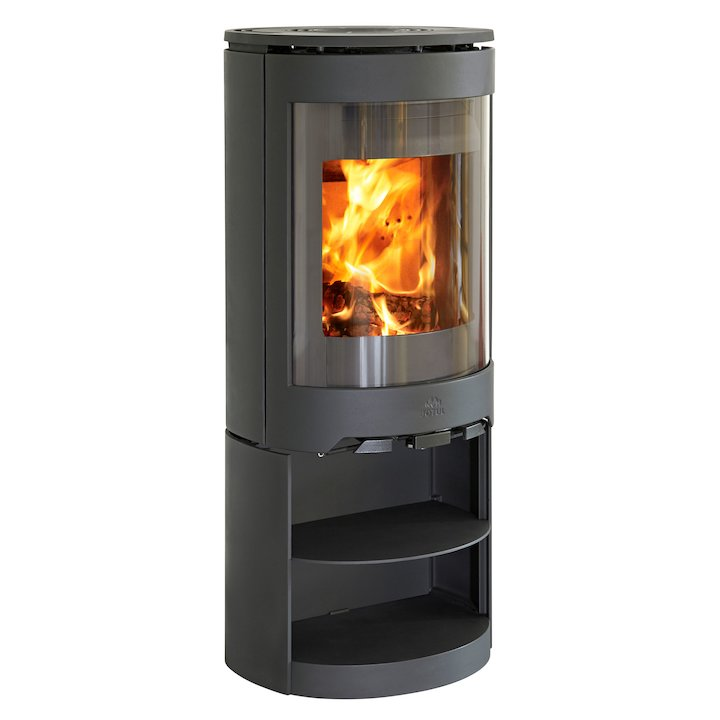 Jotul F481 Wood Stove - Black
