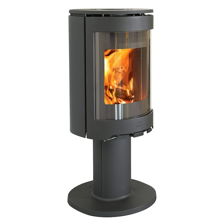 Jotul F483 Wood Stove - Black