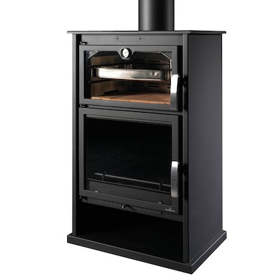 Bronpi Suiza Wood Stove - With Oven