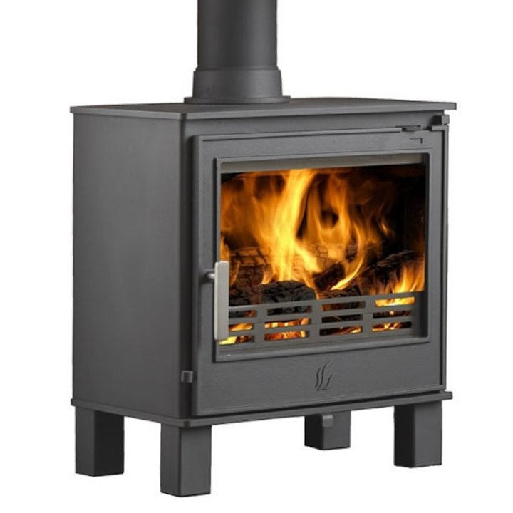 ACR Buxton Multifuel Stove - Black
