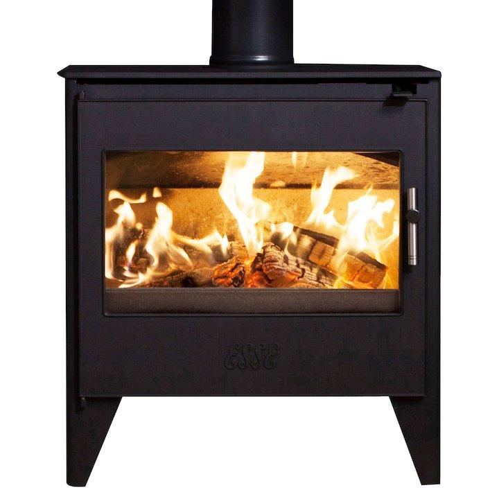 ESSE 150 Multifuel Stove - Black