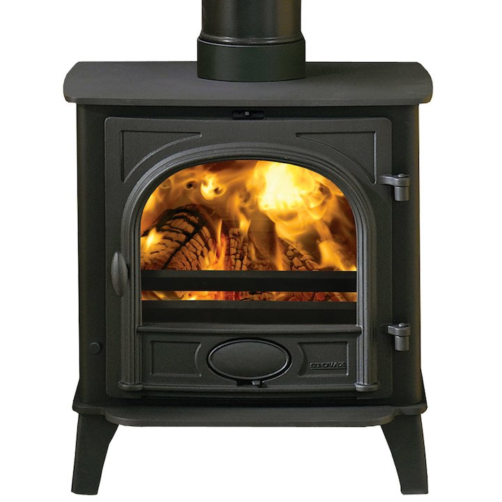 Stovax Stockton 7 Multifuel Stove - Black