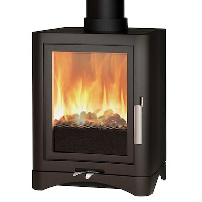 Broseley Evolution 5 Multifuel Stove Black Standard