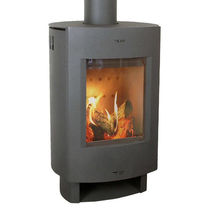 Danburn Mando Multifuel Stove - Black