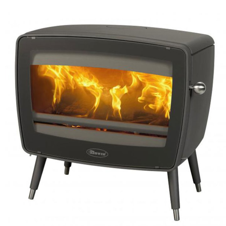Dovre Vintage 50 Multifuel Stove - Anthracite