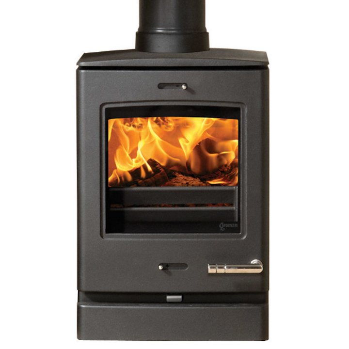 Yeoman CL3 Multifuel Stove - Anthracite