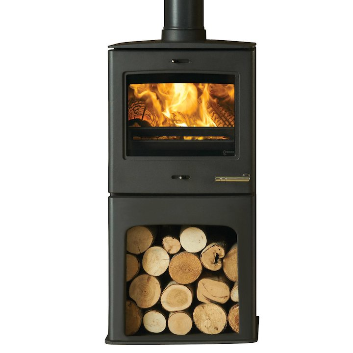 Yeoman CL5 Highline Multifuel Stove - Anthracite