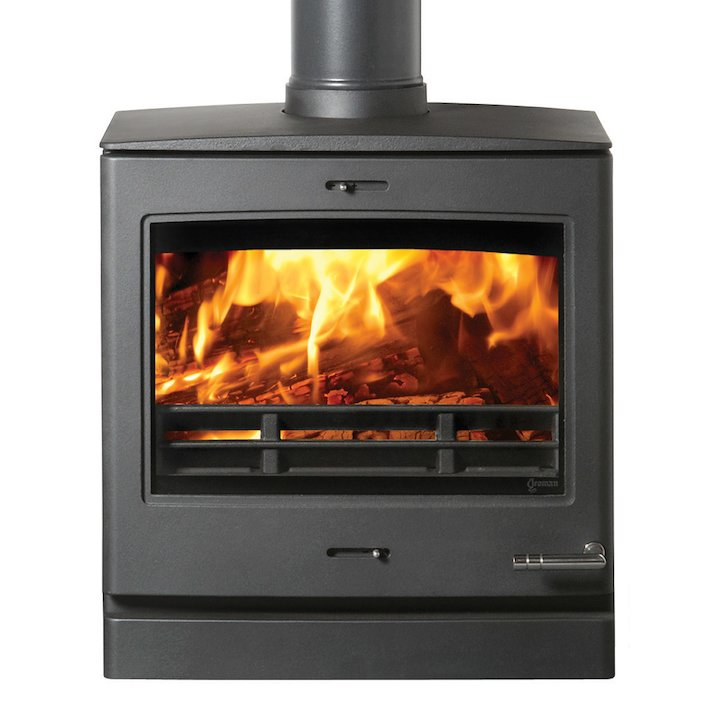 Yeoman CL8 Multifuel Stove - Anthracite