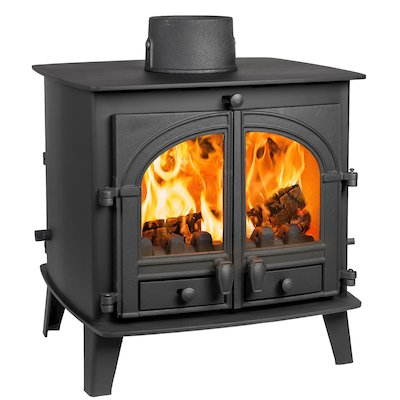 Parkray Consort 7 Double Sided Multifuel Stove