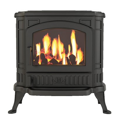 Broseley Winchester Conventional Flue Gas Stove