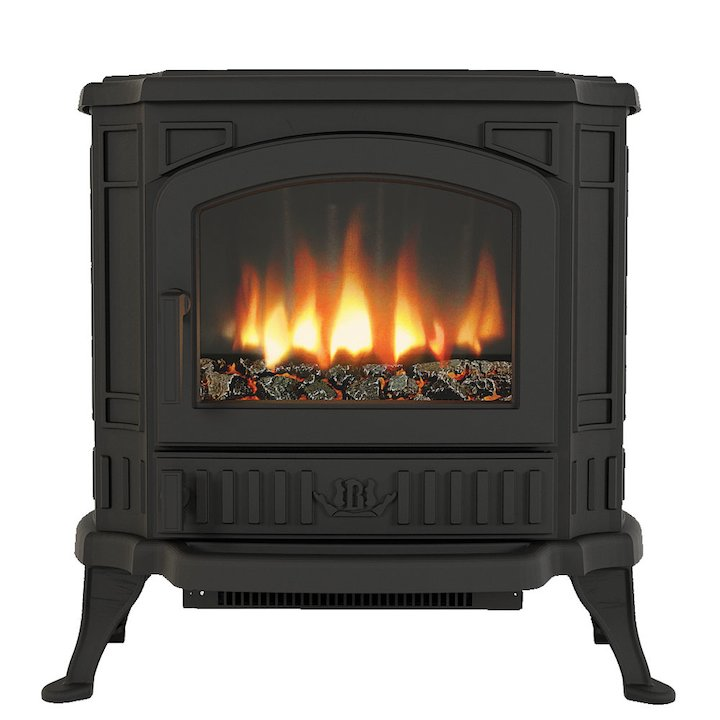 Broseley Winchester Electric Stove - Black