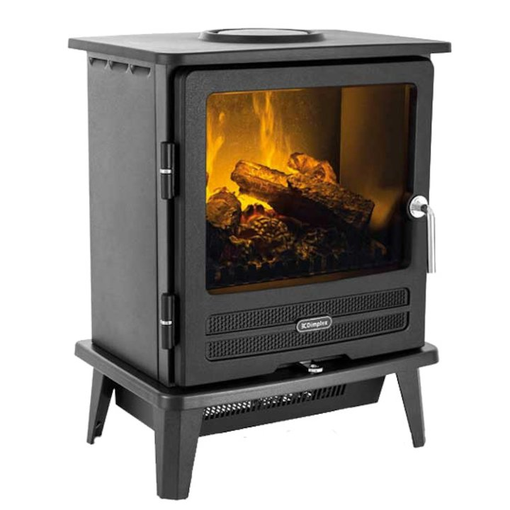 Dimplex Willowbrook Opti-Myst Electric Stove - Black