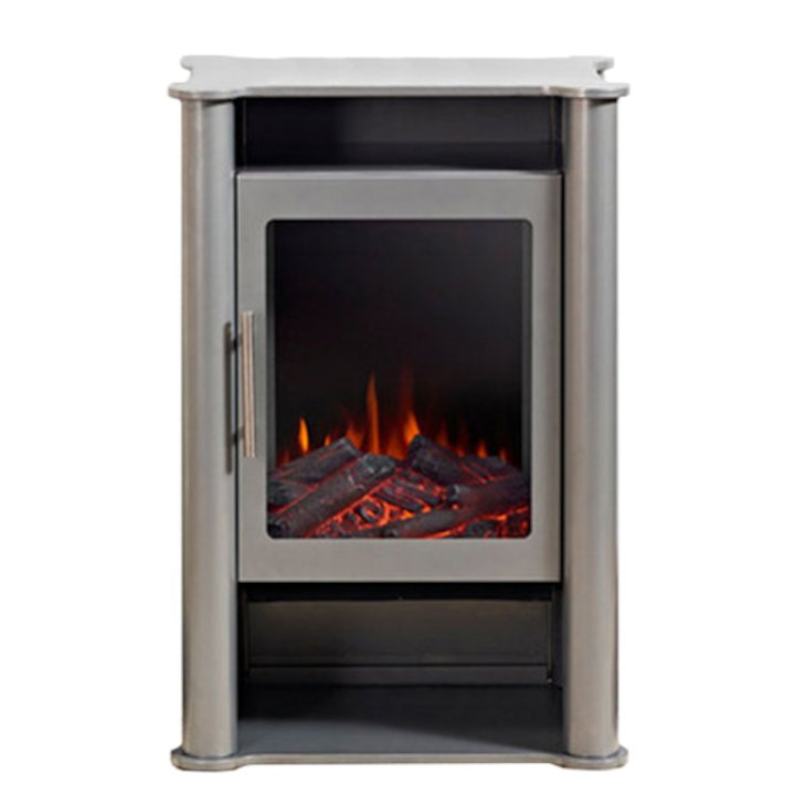 Ekofires 1150 Electric Stove - Grey