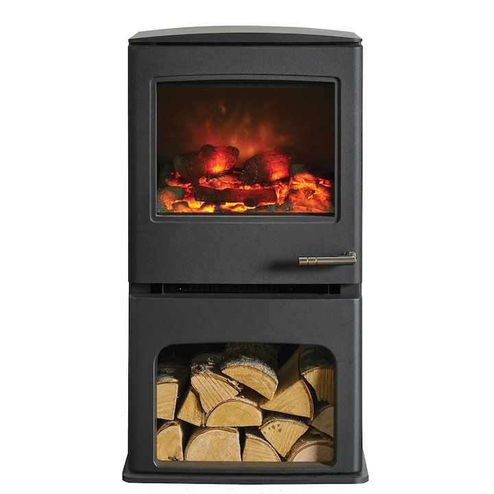 Yeoman CL5 Highline Electric Stove - Black