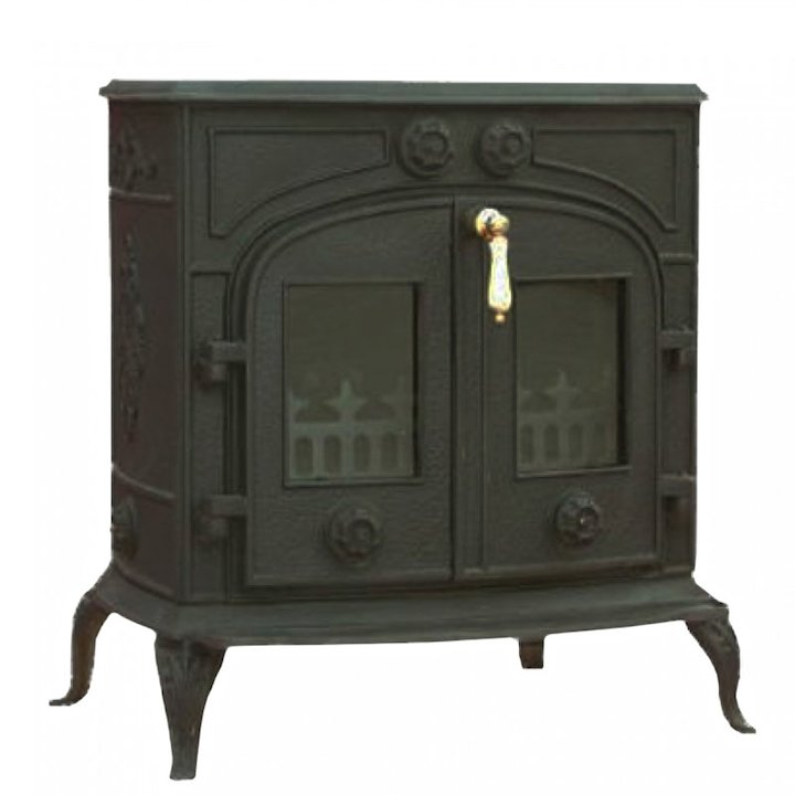 Evergreen Falcon 40B Multifuel Boiler Stove - Clearance - Black