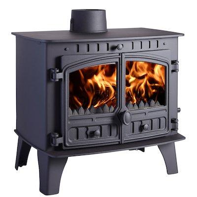 Hunter Herald 14 Multifuel Boiler Stove