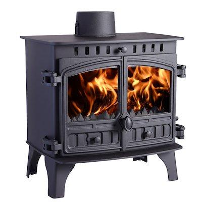 Hunter Herald 8 Multifuel Boiler Stove