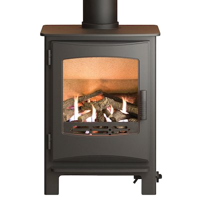 Broseley Evolution Ignite 5 Conventional Flue Gas Stove