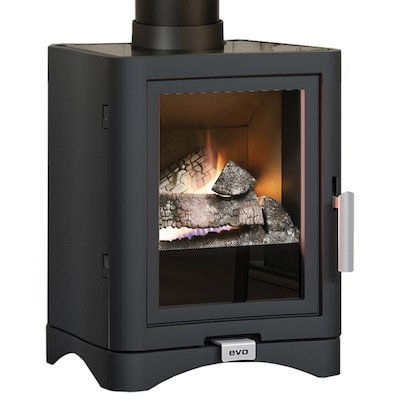 Broseley Evolution 5 Deluxe Conventional Flue Gas Stove
