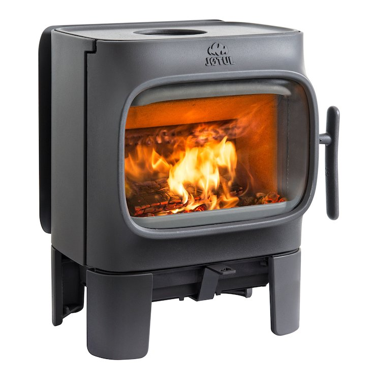 Jotul F105 SL Wood Stove - Black