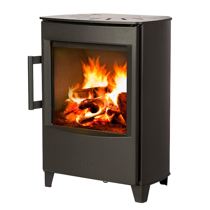 Wiking Mini 2 SL Wood Stove - Black