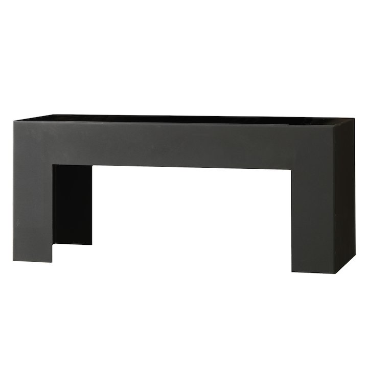Burley Panoramic Large Stove Bench - Black