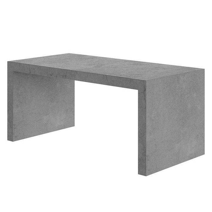 Rais Constant Concrete Stove Bench - Grey