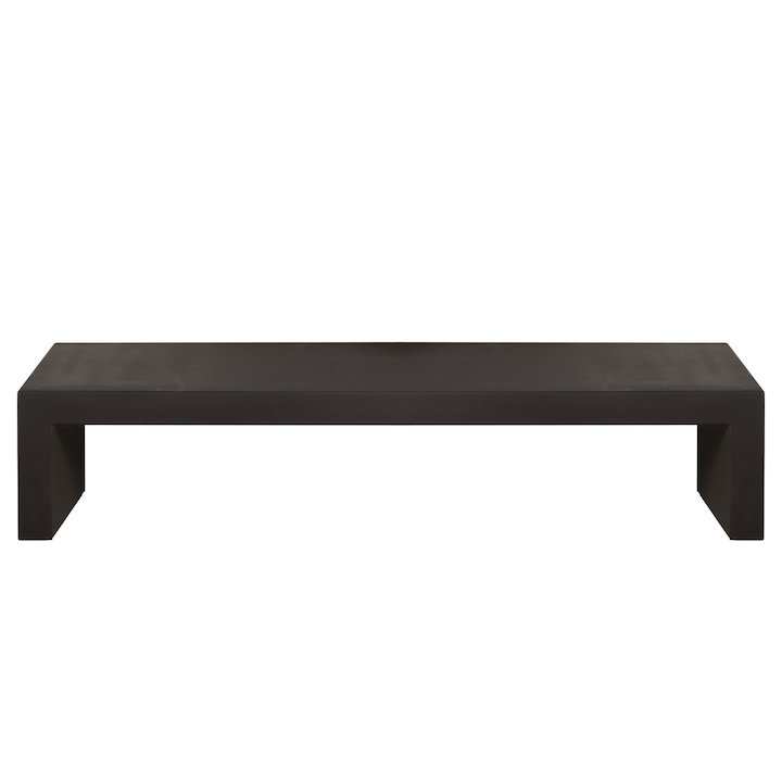 Riva 180 Stove Bench - Black