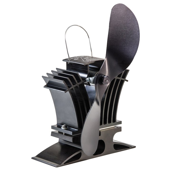 Caframo Belair 806 GA Stove Ecofan - Black