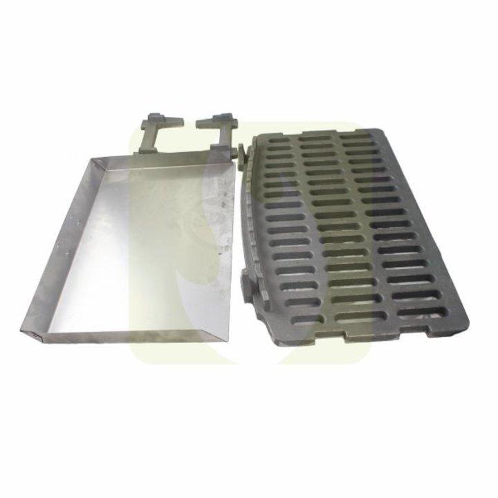 Arada A Multifuel Kit - Silver