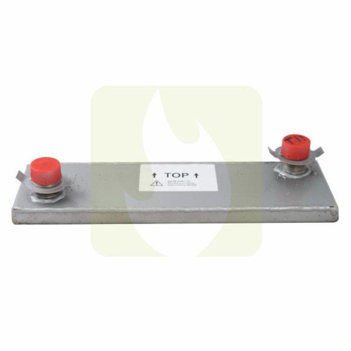 Arada AIB11 Clip In Back Boiler - Silver
