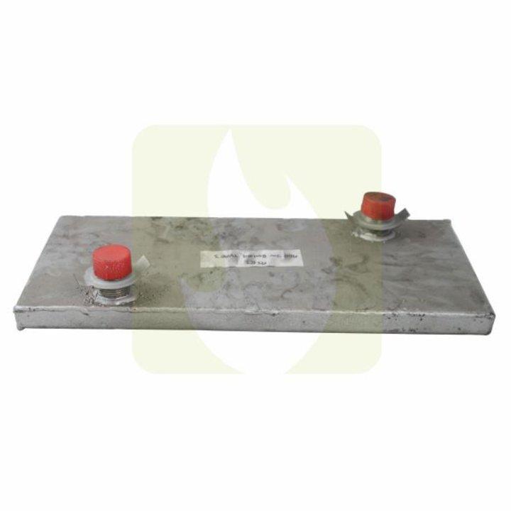 Arada AIB3 Clip In Back Boiler - Silver