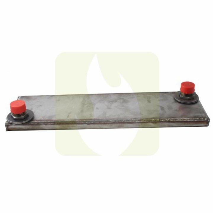 Arada AIBV016 Clip In Back Boiler - Silver