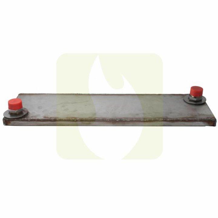 Arada AIBV017 Clip In Back Boiler - Silver