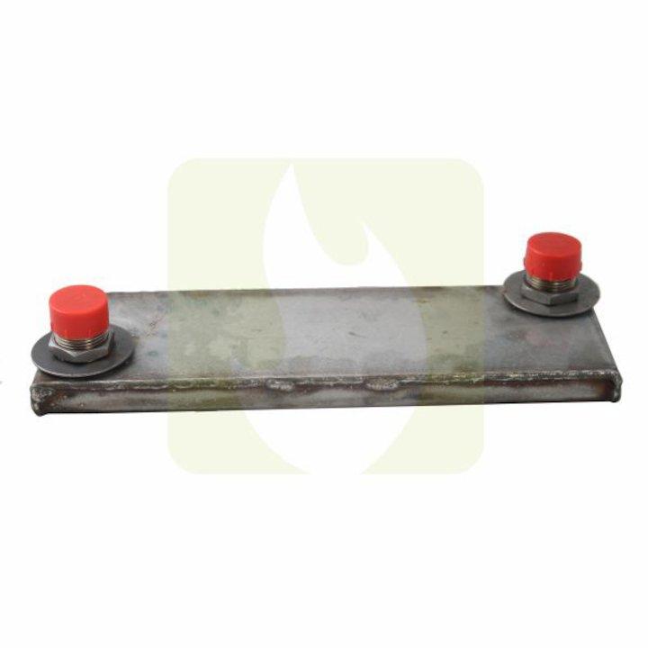 Arada AIBV018 Clip In Back Boiler - Silver